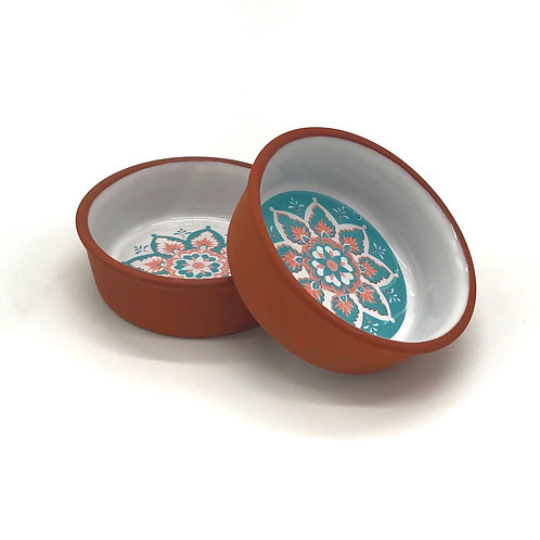 Amore Capri Assorted Mini Pinch Bowls