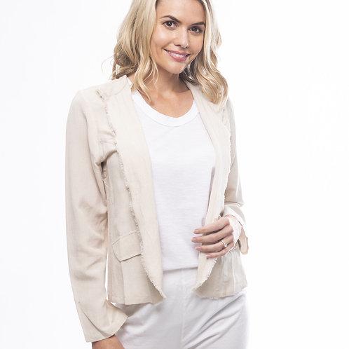 Essentials Linen Jacket by Orientique