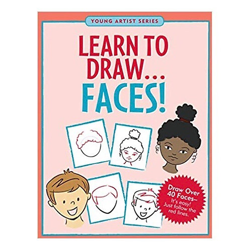 Learn To Draw... Faces