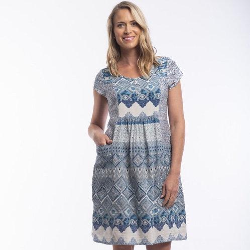 Leon Pocket Dress by Orientique