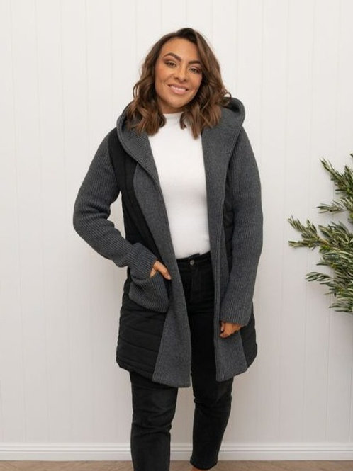 Cypress Coat by The 8th Letter
