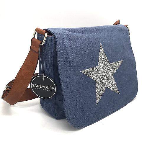 Star Power Crossbody Bags by Sassyduck