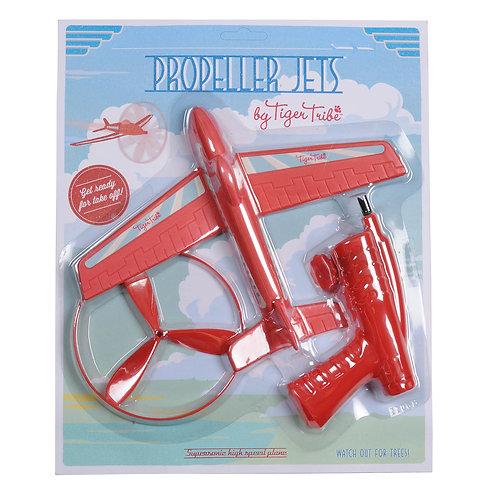 Propeller Jets