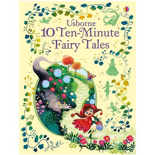 10 Ten-Minute Fairy Tales