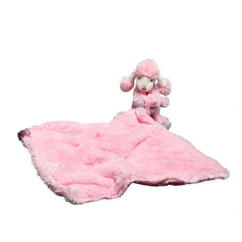 Plush Poodle Soother