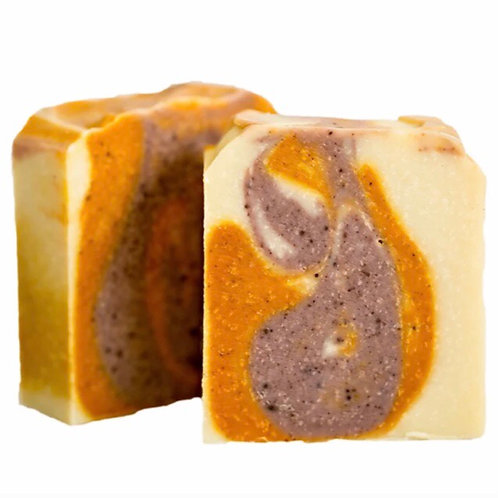 Sapon Soap - Patchouli and Tangerine