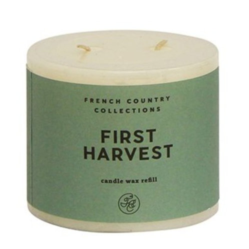 First Harvest Candle Refill by French Country Collections