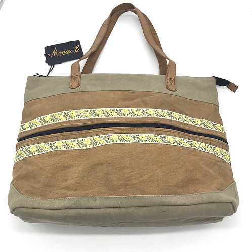 Dream and Discover Weekender Bag By Mona B