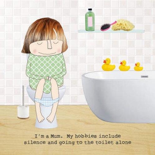 Card - I'm a Mum