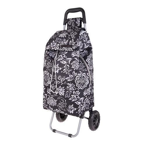Sprint Shopping Trolley Camellia Black