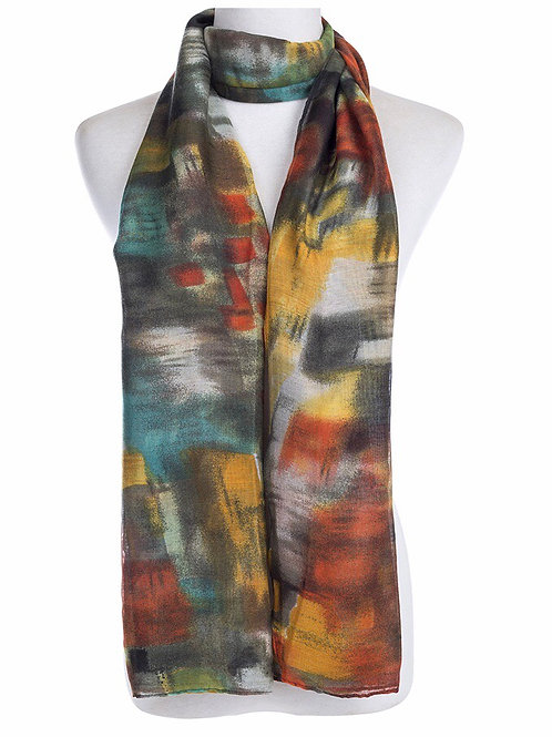 Scarf - Abstract