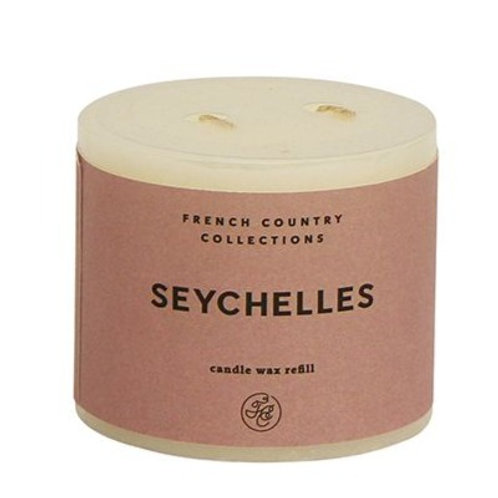 Seychelles Candle Refill by French Country Collections