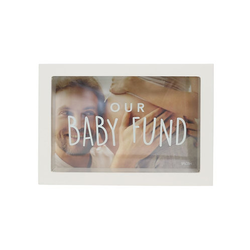 Personalised Change Box - Our Baby Fund