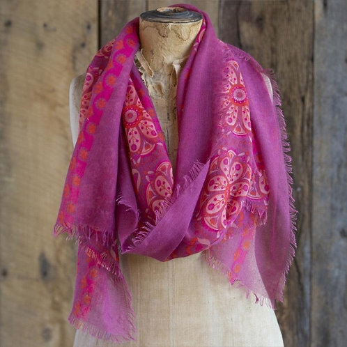 Gypsy Frayed Scarf by Natural Life
