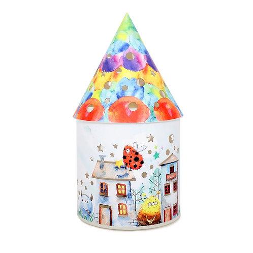 Light Up House - Monster