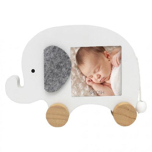 Small Elephant Photo Frame
