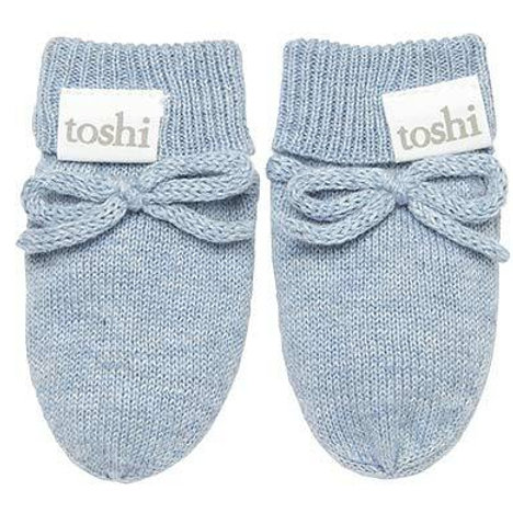 Organic Mittens Marley by Toshi