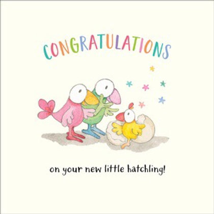 Twigseed card - Congratulations
