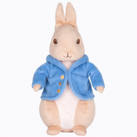 Peter Rabbit - Silky Beanbag