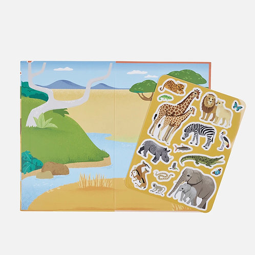 Moveable Playbook - African Safari