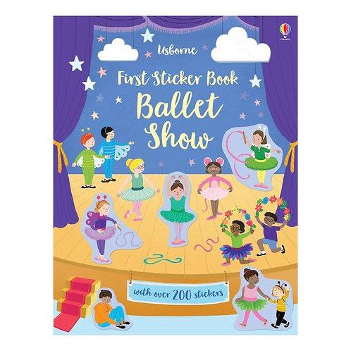 First Sticker Book - Ballet Show