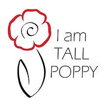 I am Tll Poppy logo