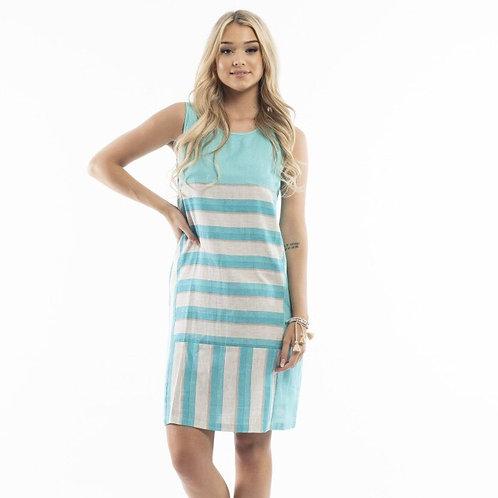 One Summer Linen dress 2