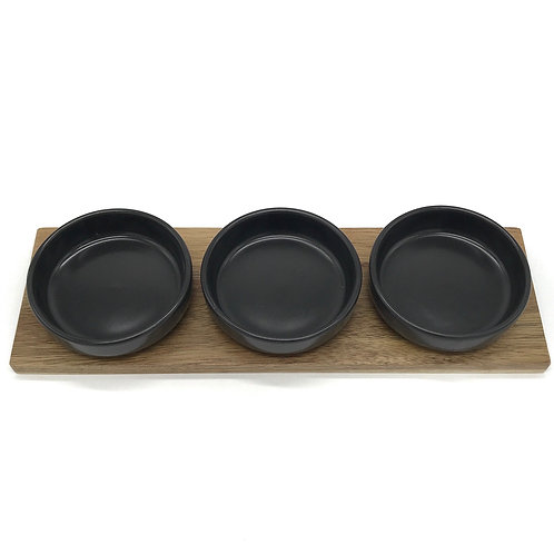 Host Bowl And Tray Set