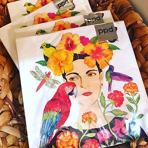 If you like Frieda Kahlo, you might love