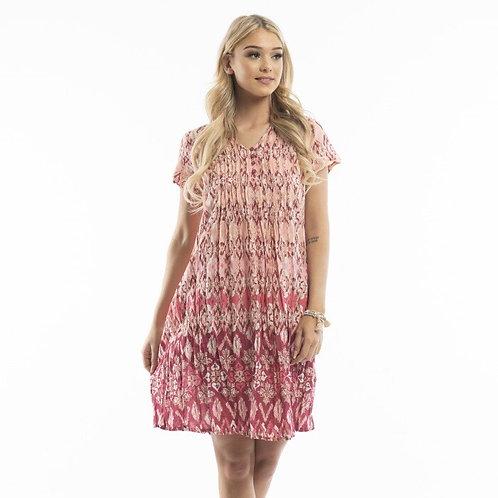 One Summer Dress Cap Sleeve