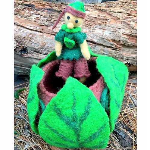 Wishing Bowl Eco Elf