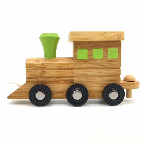 Engine - Bamboo Name Train