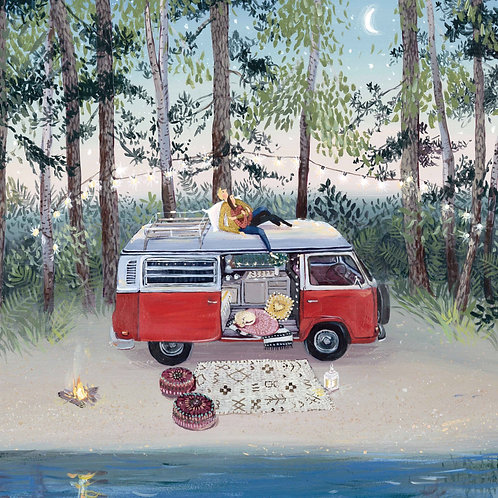 Card - Van Life