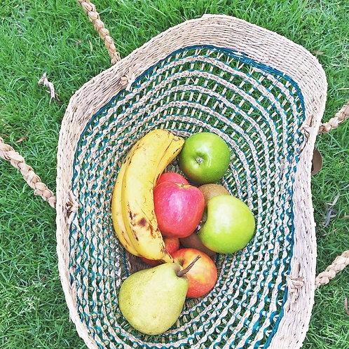 Open Weave Net Basket