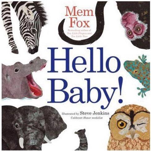 Hello Baby! - Board Book