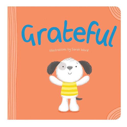 Grateful - Board Book