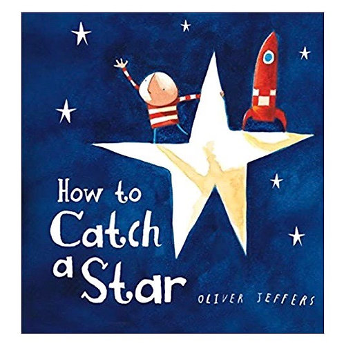 How To Catch A Star- Board Book