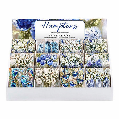 Hamptons Coasters by Amanda Brooks