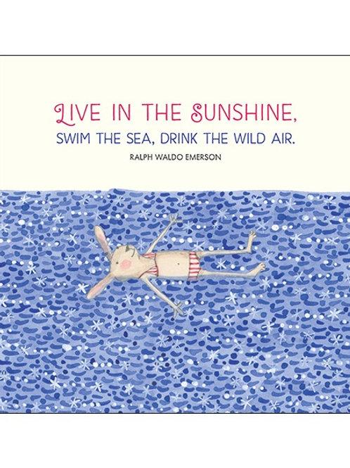 Twigseed Card - Swim the Sea