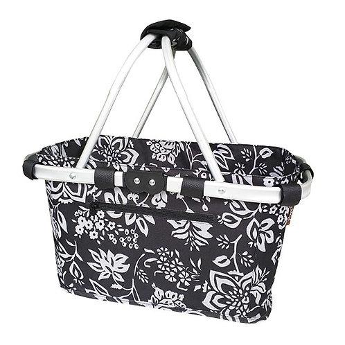 Shop & Go Carry Basket Camellia Black