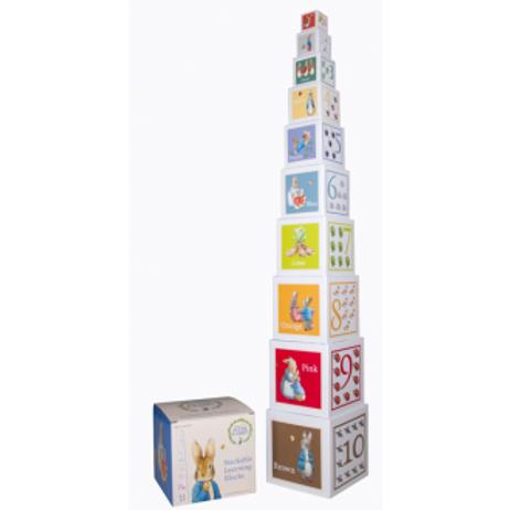 Stacking Blocks - Beatrix Potter