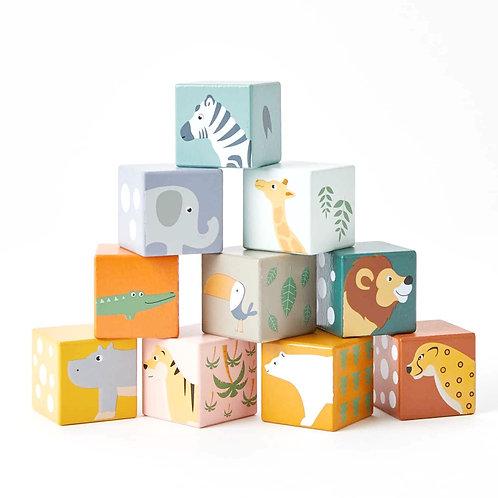 Animal Blocks by Zookabee