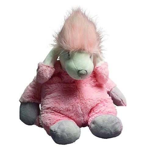 Floppy Plush Poodle
