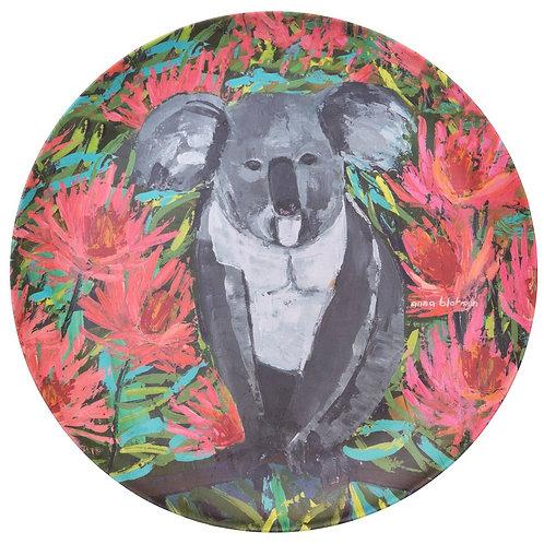 Kylie Koala Plate by Anna Blatman