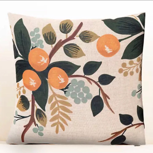 Cushion Oranges Galore