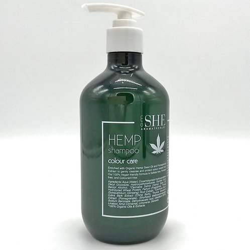 Shampoo Colour Care Hemp Seed Oil