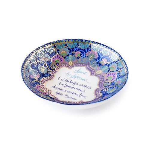 Intrinsic Trinket Dish - Dare to Dream
