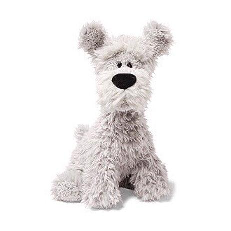 Bentley Grey Terrier Dog - Gund
