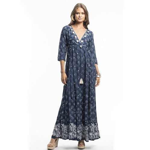Monaco Boho Maxi Dress by Escape, OQ
