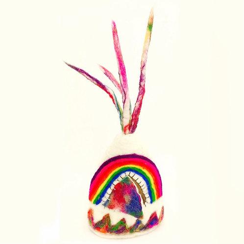 Rainbow Teepee